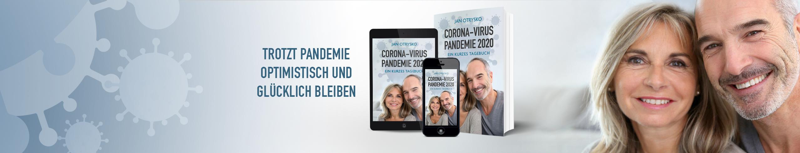 """Corona-Virus Pandemie 2020"" ist im Handel."